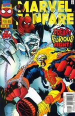 Marvel Fanfare vol 2 # 3