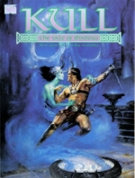 Marvel Graphic Novel: Kull - The Vale of Shadow # 1