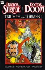 Dr. Strange and Dr. Doom: Triumph and Torment # 1