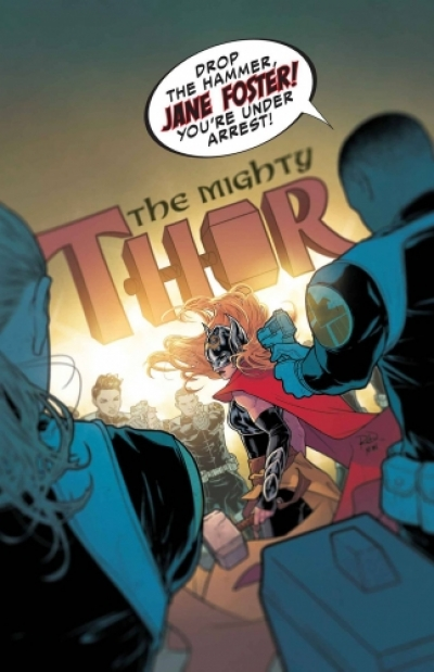 Mighty Thor vol 2 # 10