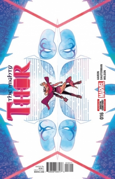 Mighty Thor vol 2 # 16