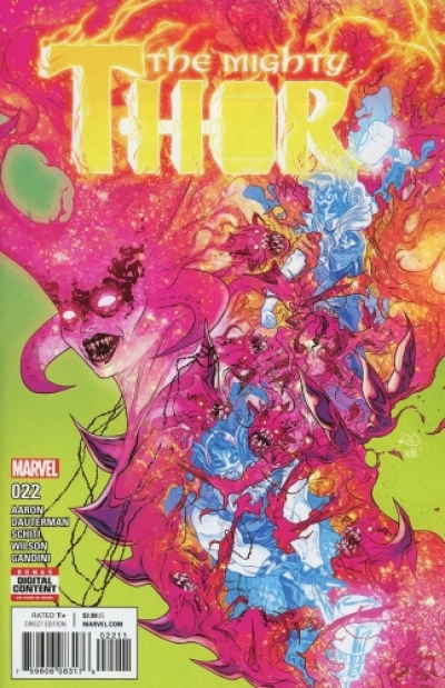 Mighty Thor vol 2 # 22
