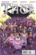 The Mighty Thor vol 1 # 5