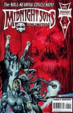 Midnight Sons Unlimited # 4