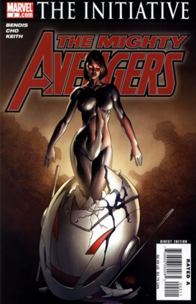 Mighty Avengers vol 1 # 2