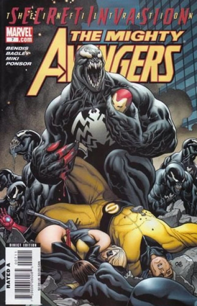 Mighty Avengers vol 1 # 7