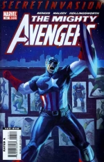 Mighty Avengers vol 1 # 13