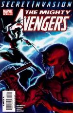 Mighty Avengers vol 1 # 16