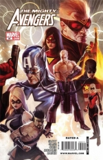 Mighty Avengers vol 1 # 30