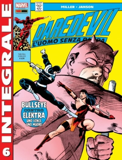 Marvel Integrale Daredevil # 6