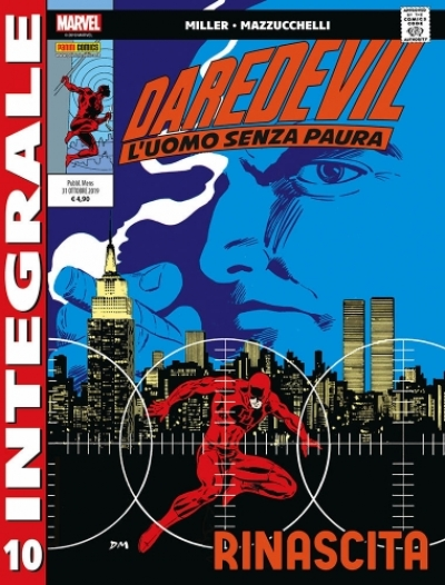 Marvel Integrale Daredevil # 10