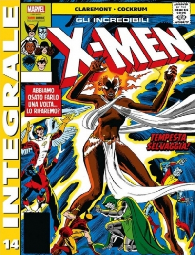 Marvel Integrale X-Men # 14