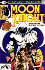 Moon Knight vol 1 # 1