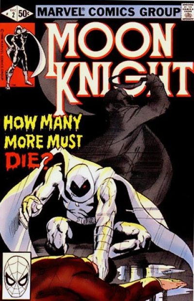 Moon Knight vol 1 # 2