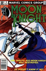 Moon Knight vol 1 # 9