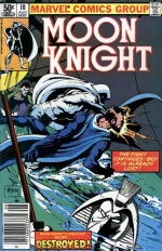 Moon Knight vol 1 # 10