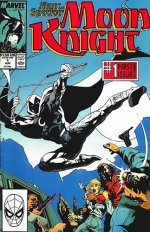 Marc Spector: Moon Knight # 1