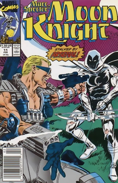 Marc Spector: Moon Knight # 11