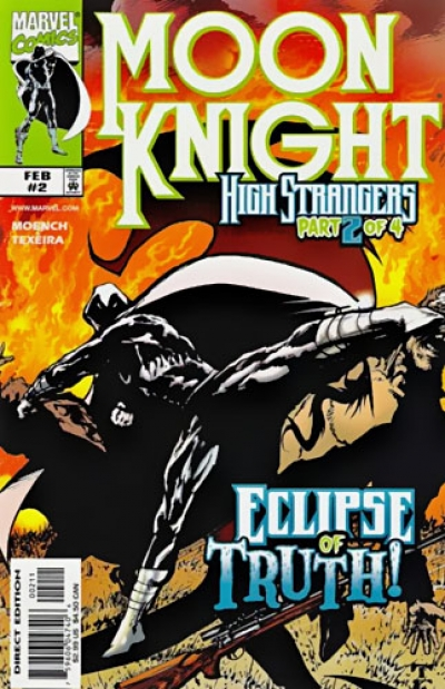 Moon Knight: High Strangers # 2