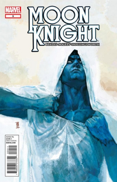 Moon Knight vol 5 # 9