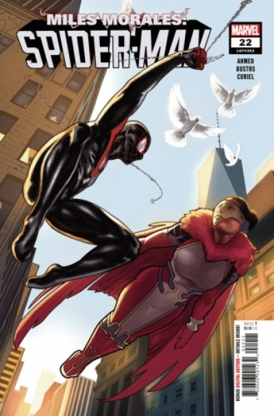 Miles Morales: Spider-Man Vol 1 # 22