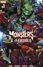 Monsters Unleashed vol 2 # 1