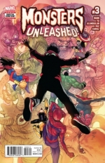 Monsters Unleashed vol 2 # 3