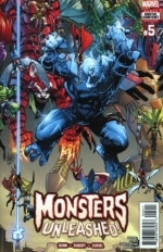 Monsters Unleashed vol 2 # 5