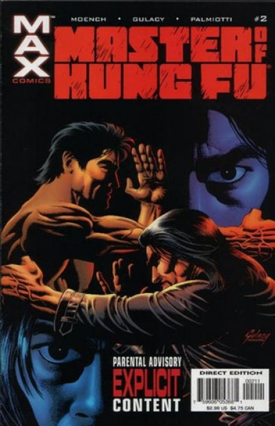 Master of Kung Fu vol 2 # 2