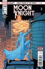 Moon knight vol 7 # 188