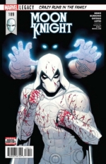 Moon knight vol 7 # 189