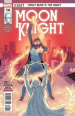 Moon knight vol 7 # 190