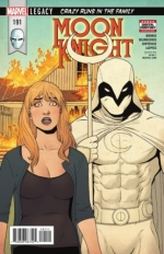 Moon knight vol 7 # 191