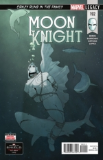 Moon knight vol 7 # 192