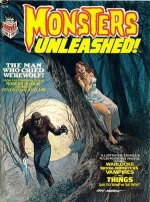 Monsters Unleashed vol 1 # 1