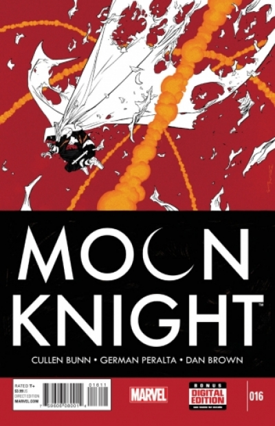 Moon knight vol 6 # 16