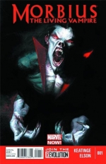 Morbius: The Living Vampire vol 2 # 1