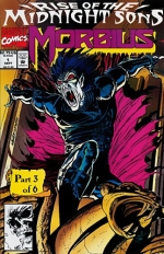 Morbius: The Living Vampire # 1