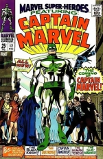 Marvel Super-Heroes vol 1 # 12