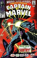 Marvel Super-Heroes vol 1 # 13