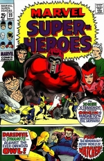 Marvel Super-Heroes vol 1 # 23