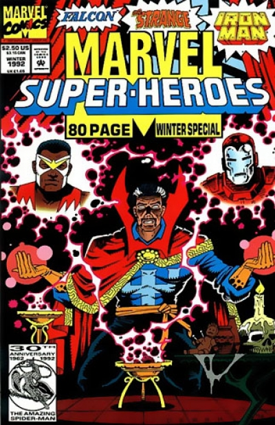 Marvel Super-Heroes vol 2 # 12