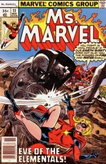 Ms. Marvel vol 1 # 11