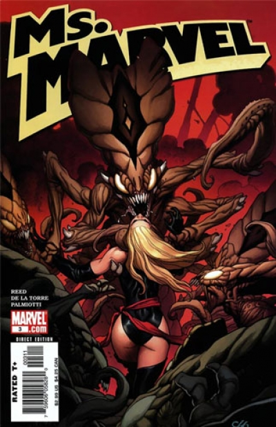 Ms. Marvel vol 2 # 3