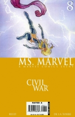 Ms. Marvel vol 2 # 8