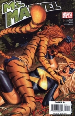 Ms. Marvel vol 2 # 19