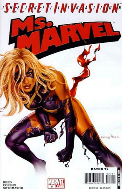 Ms. Marvel vol 2 # 27