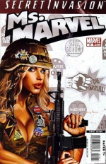 Ms. Marvel vol 2 # 29