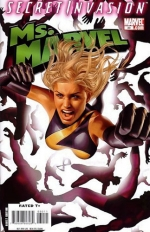 Ms. Marvel vol 2 # 30