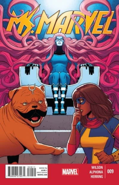 Ms. Marvel vol 3 # 9